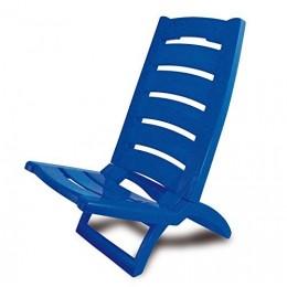 Стул пляжный Adriatic 289/blue синий