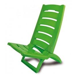 Стул пляжный Adriatic 289/green зеленый