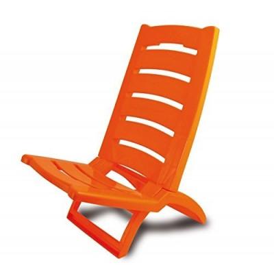 Стул пляжный Adriatic 289/orange оранжевый