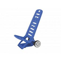 Стул пляжный с колесами Adriatic Comfort 802/BLU 2 в 1 синий