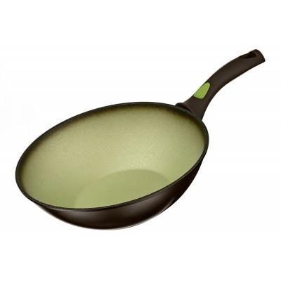 Сковорода WOK ARDESTO Avocado [AR2528WA]