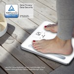 Диагностические весы Beurer BF 600 Pure white