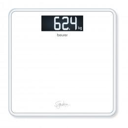 Стеклянные весы Beurer GS 400 Line (белые)