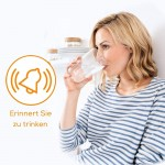 Прибор контроля потребляемой жидкости Beurer DM 20