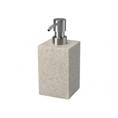 Дозатор жидкого мыла Bisk 01593 SAND