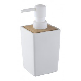 Дозатор жидкого мыла Bisk 06575 PURE