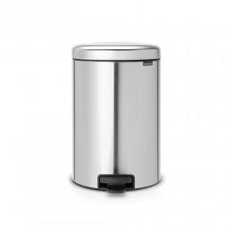 Бак для мусора Brabantia 111907 Pedal Bin NewIcon 20 л