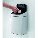 Бак для мусора Brabantia 477201 Touch Bin 10 л