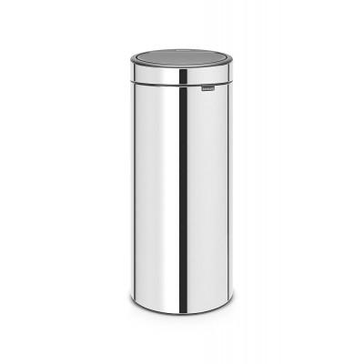 Бак для мусора 30 л Brabantia 115325 Touch Bin New