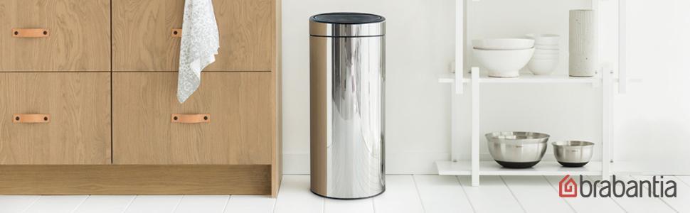 Бак для мусора 30 л Brabantia 115325