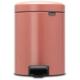 Бак для мусора 5 л Brabantia 304309 Терракотово-розовый