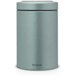 Емкость для хранения сыпучих продуктов Brabantia 484346 с окном на крышке,1,4 л