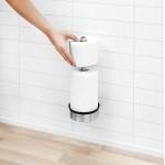 Диспенсер для туалетной бумаги (до 3х рулонов) Brabantia 427220