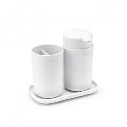Набор аксессуаров для ванной комнаты, 3 пр Brabantia 280382