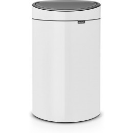 Бак для мусора Brabantia 114984 Touch Bin New 40 л