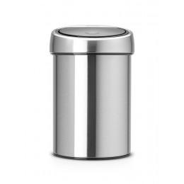 Бак для мусора Brabantia 363986 Touch Bin 3 л