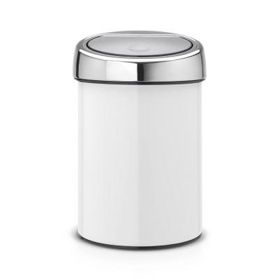 Бак для мусора Brabantia 364488 Touch Bin 3 л