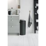 Бак для мусора Brabantia 114946 Touch Bin New 40 л