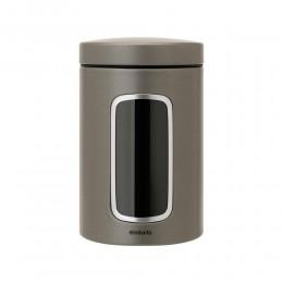 Емкость для хранения сыпучих продуктов 1,4 л Brabantia 288425