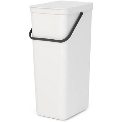 Ведро мусорное Brabantia 251061 Sort & Go 40 литров