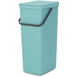 Ведро мусорное Brabantia 251085 Sort & Go 40 литров
