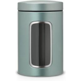 Емкость для хранения сыпучих продуктов 1,4 л Brabantia 484360