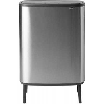 Бак для мусора Brabantia 130649 Bo Touch Bin Hi 2х30 л