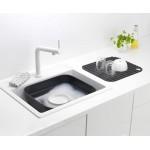 Чаша для мытья посуды 16,1х34,4х37,4 см с сушильным поддоном Brabantia 302664