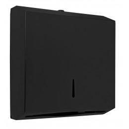 Держатель бумажных полотенец EFOR METAL 386S черный