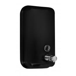 Дозатор жидкого мыла EFOR METAL 3770S металл чёрный 1л