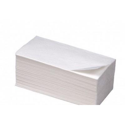 Бумажные полотенца 24,5х23 см V-сложения Еко+ 409869