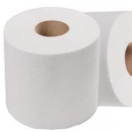 Туалетная бумага Еко+ 150315 в стандартных рулонах