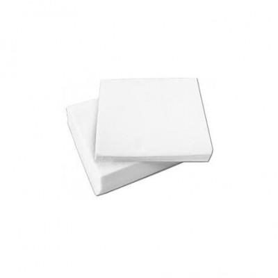 Салфетки диспенсерные бумажные ЕКО+ 49876 белые 1500 шт