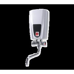 Проточный водонагреватель 6,5 kW ELDOM Е71 с металлическим смесителем