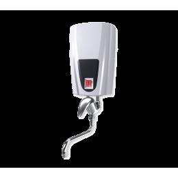 Проточный водонагреватель 6,5 kW ELDOM Е72 смеситель с керамической головкой