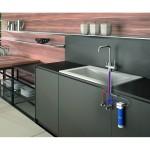Кухонный смеситель с системой очистки воды GENEBRE Tau FT65702 (65702184566+FT00+310904+310404)