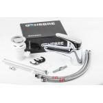 Смеситель для раковины GENEBRE Ge2 Plus c донным клапаном 61130224567 (61130224566+10020045)