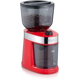 Кофемолка Graef CM 203 красная
