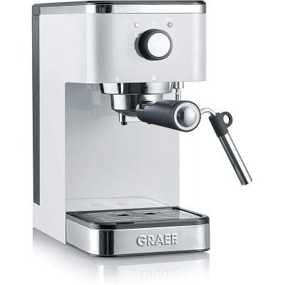 Кофемашина эспрессо GRAEF ES 401 (рожковая)