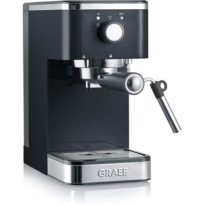 Кофемашина эспрессо GRAEF ES 402 (рожковая)