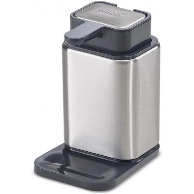 Дозатор для жидкого мыла Joseph Joseph 85113 плюс мыло из нержавеющей стали, устраняющее запахи