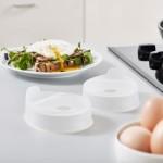 Набор форм для жарки яиц 4,4 x 9,9 x 11,8 см 2 шт Joseph Joseph 20120
