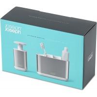 Дозатор для жидкого мыла и подставка для зубных щеток, 2 шт Joseph Joseph 70551