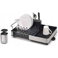 Набор Joseph Joseph 85189 Sink подставка для посуды и дозатор для жидкого мыла, 2 шт