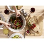 Миска для салата Joseph Joseph 20155 с аксессуарами для перемешивания