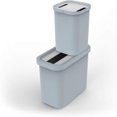 Контейнера для сортировки мусора Joseph Joseph 30112 GoRecycle набор 2 шт 46 л
