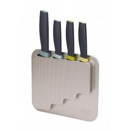 Набор из 4‐х ножей Joseph Joseph 10303 DoorStore Elevate с бесшовным кейсом для хранения