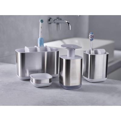 Набор для ванной комнаты Joseph Joseph EasyStore Steel 4 предмета