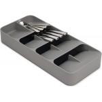 Двойной компактный органайзер для столовых приборов Joseph Joseph 85152 DrawerStore