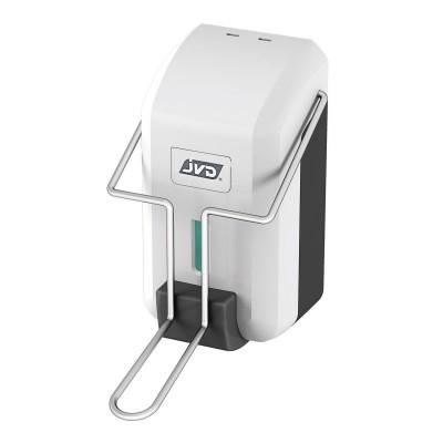 Дозатор для жидкого мыла JVD 844972 CLEANLINE gel с локтевым приводом